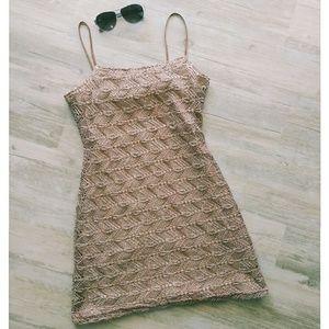 Vintage🌸90s Crochet Dress